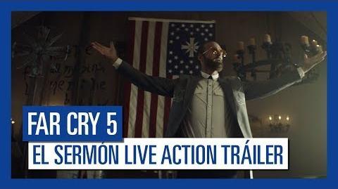 Far Cry 5 El Sermón