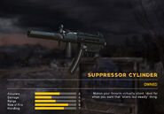 Fc5 weapon mp5k suppc