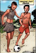 Young Citra and Vaas