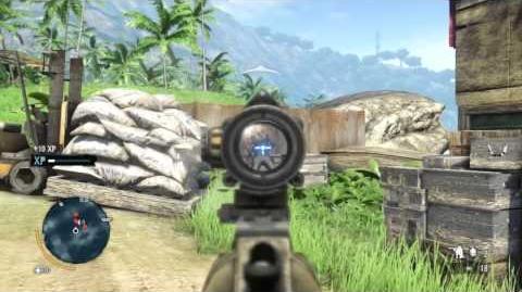 Far Cry 3 - эксклюзивные награды в Uplay