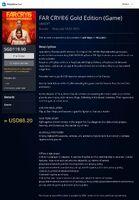 Far Cry 6 Preorder