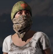 Fc5 female headwear trapper