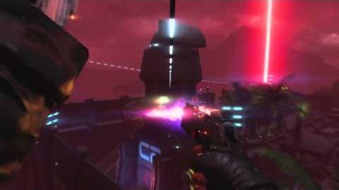 "Far Cry 3 Blood Dragon - Reveal Trailer ""Mark IV style Motherfucker"" EUROPE"