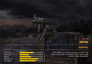 Fc5 weapon mp5k