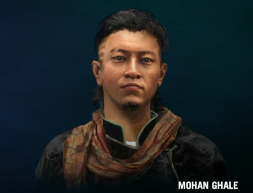 Mohan Ghale