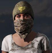 Fc5 female headwear field camo