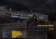 Fc5 weapon m60 skin grey