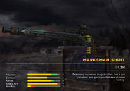 Fc5 weapon mg42 scopes marksman