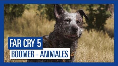 Far Cry 5 Boomer – Animales Personaje destacado