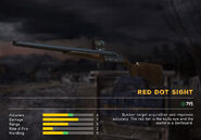Fc5 weapon sbs optic reddot