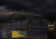 Fc5 weapon arc skin green