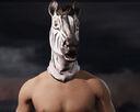 Fc5 mask zebra male