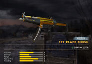 Fc5 weapon mp5 skin gold