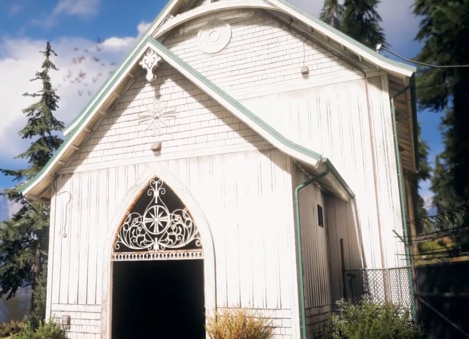 Church of Eden's Gate