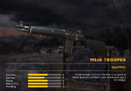 Fc5 weapon ms16tr