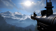 FC4 RPG-7 First-Person View