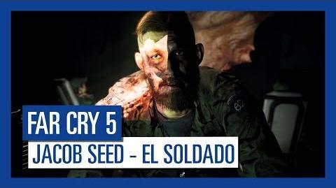 Far Cry 5 Jacob Seed - El Soldado Personaje destacado