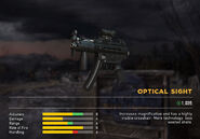 Fc5 weapon mp5k scopes optical