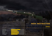 Fc5 weapon ms16 skin green