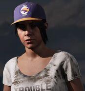 Fc5 female headwear hopecountybaseball