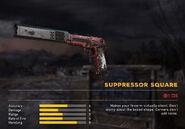 Fc5 weapon m9redflag barrel supps
