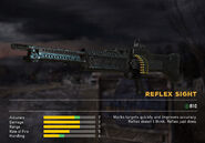 Fc5 weapon m60v scopes reflex