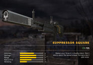 Fc5 weapon m60 supps