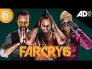 Far Cry 6- Season Pass Trailer - Become The Villain - -UbiForward -AudioDescription