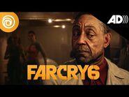 Far Cry 6- Meet the Villain- Antón Cinematic - -UbiForward -AudioDescription