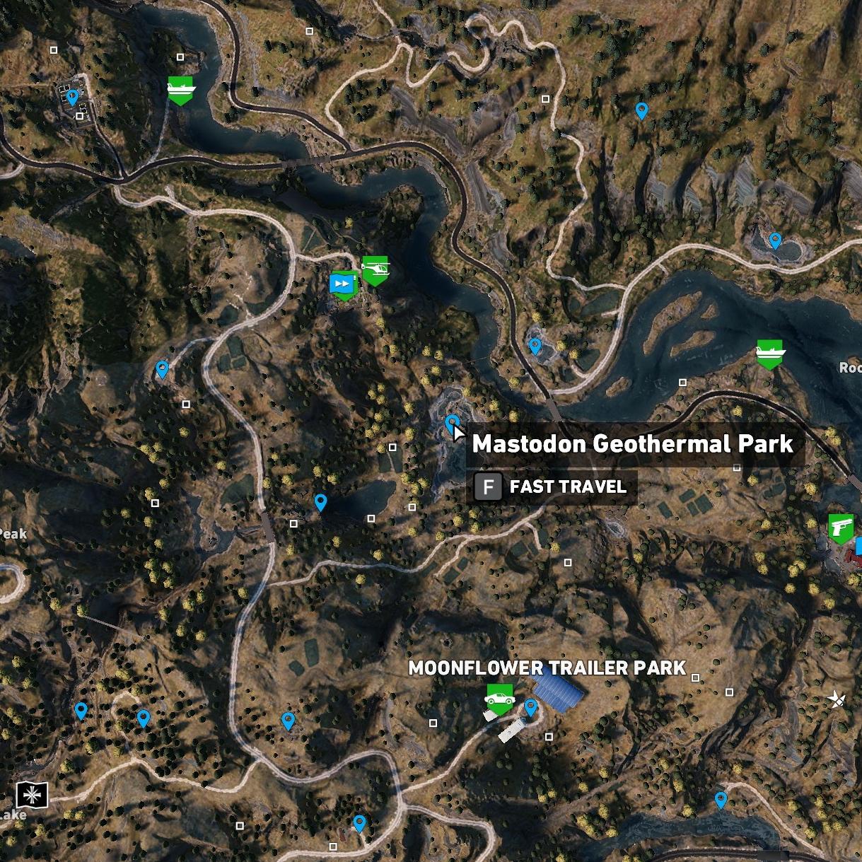 Mastodon Geothermal Park