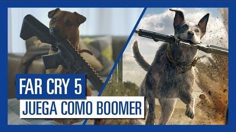 FAR CRY 5 - Juega como Boomer