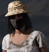 Fc5 female headwear veteran
