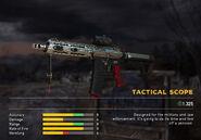 Fc5 weapon arcsilver scopes tactical