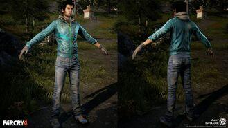 FC4 model Ajay