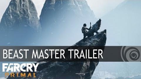 Far Cry Primal – Beast Master Trailer ES