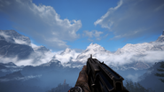 FC4 SPAS-12 First-Person View