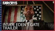 Far Cry 5 Inside Eden's Gate - Live Action Short Film Trailer Ubisoft NA