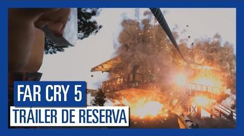 Far Cry 5 - Tráiler de Reserva