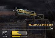 Fc5 weapon bz19 skin yellow
