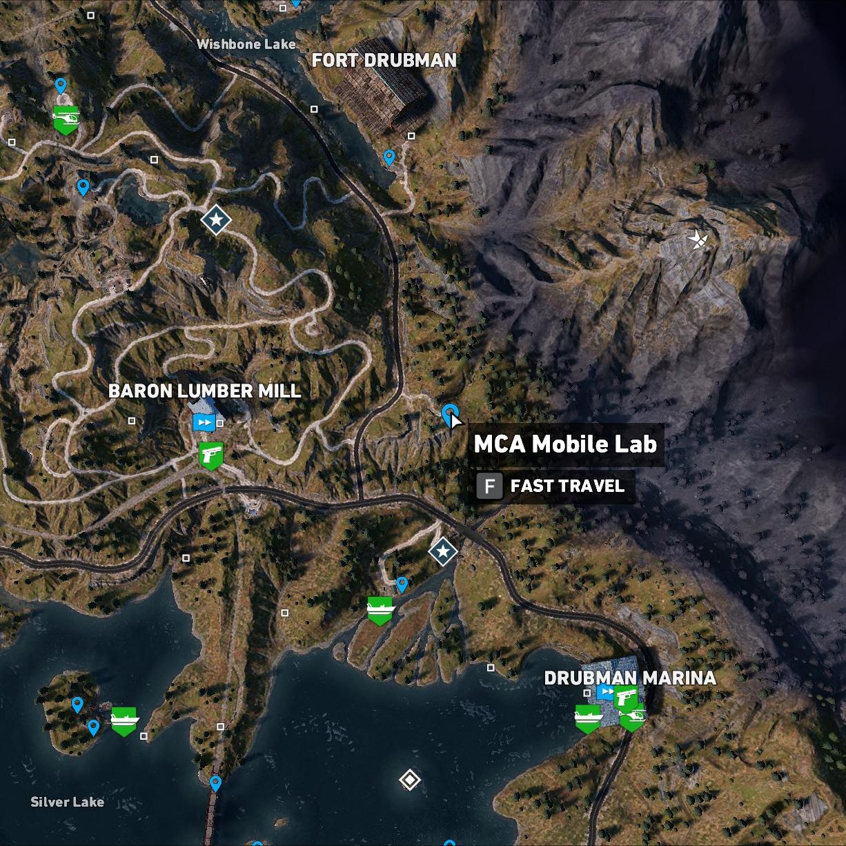 MCA Mobile Lab