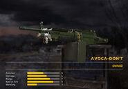 Fc5 weapon m249 skin green