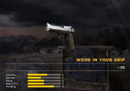 Fc5 weapon m9 skin silver