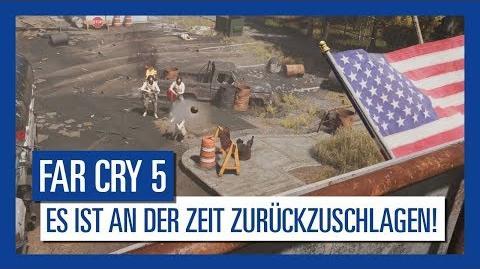 Far Cry 5 Der Widerstand Trailer Ubisoft DE