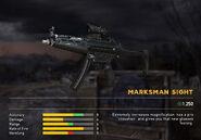 Fc5 weapon mp5 scopes marksman