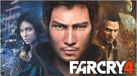 Стать королем - Сюжетный трейлер Far Cry 4 PSN RU
