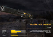 Fc5 weapon spas12zmb supps