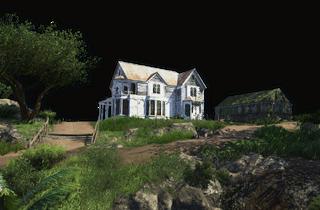 Dr Earnhardt's Mansion