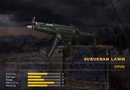 Fc5 weapon mp5 skin green