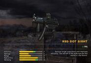 Fc5 weapon mp5k scopes reddot