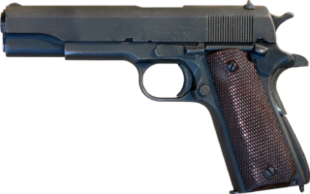 A 1911 in reality